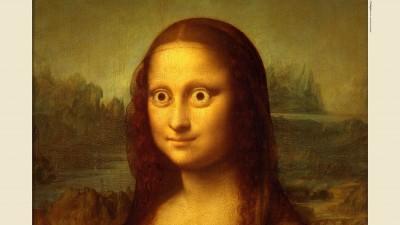 Secretul Mona Lisei, cercetatorii britanici si Nescafe
