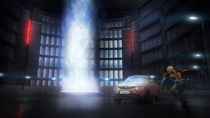 Chase the Thrill - un exercitiu de realitate virtuala facut de Nissan la Paris Motorshow 2014
