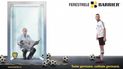 Barrier - Fotbalistul