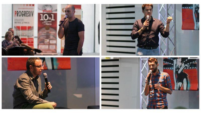 Romanian Youth Focus 2014: Inspiratie pentru tinerii de toate varstele