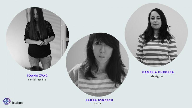 Fetele cu dumele de la Kubis Interactive au luat locul III la Beat the Drum for Change 2014. Si-am vorbit cu ele