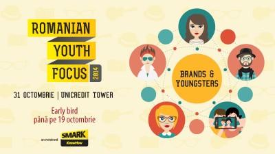 Romanian Youth Focus 2014: Capteaza atentia tinerilor din publicul tau tinta