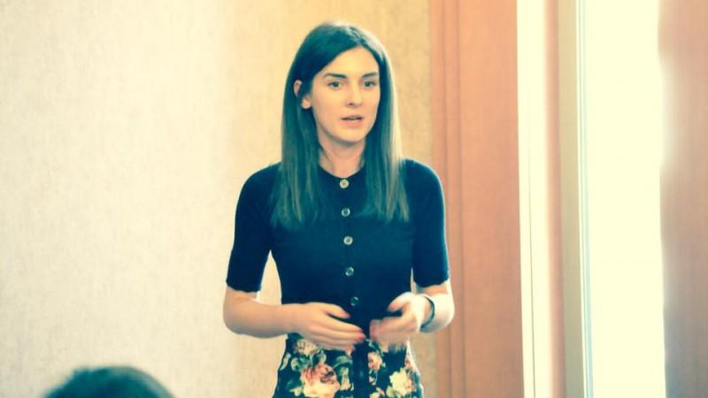 Ioana Filip (Group Creative Director, McCann Erickson Romania) va fi speaker in cadrul Eurobest 2014
