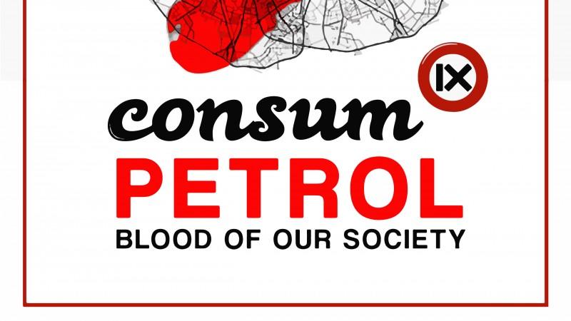 "Creionetica lanseaza clipul ""Petrol"" din seria Consumix 2014"