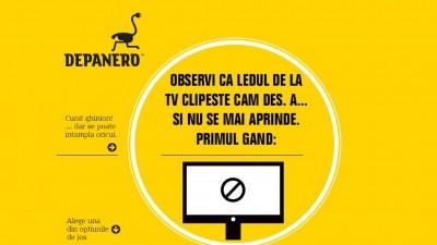 Conversion salveaza numarul Depanero si-l pune pe online