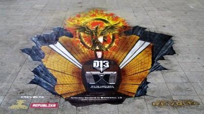 """Republika si Forum Film Romania pregatesc lansarea filmului """"Jocurile Foamei: Revolta - Partea 1"""""""