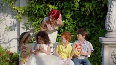 "[Case study/ Product Placement] Pufuletii Gusto & Elena feat. Glance, ""Mamma Mia"". Videoclipul a depasit 14 milioane de vizualizari pe YouTube si 800 de difuzari pe televiziunile muzicale"