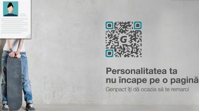 Marks a dezvoltat pentru Genpact cea mai avansata platforma de recrutare din Romania