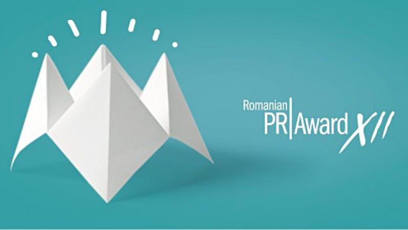 Romanian PR Award isi prezinta campaniile nominalizate