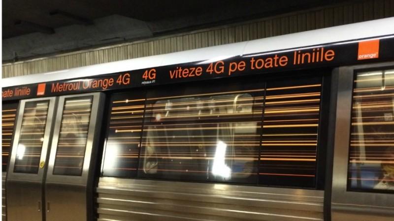 Initiative semneaza implementarea campaniei de media pentru lansarea aplicatiei Metroul Orange 4G
