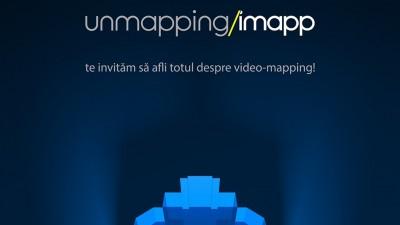"""Mai sunt 2 zile pana la """"Unmapping iMapp"""" - un eveniment in care afli totul despre video-mapping"""