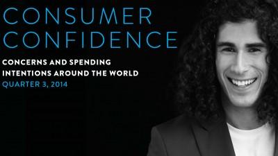 Increderea consumatorului la nivel global depaseste nivelurile pre-recesiune