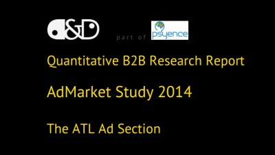 AdMarket 2014, ATL: McCann si Leo Burnett au cel mai mare awareness in randul clientilor