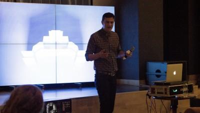 Valentin Golban, 360 Revolution: Video mappingul nu trebuie privit doar ca un nou mijloc de promovare ci ca o forma de exprimare complexa de arta vizuala moderna