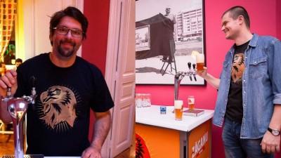 Alexandru Geamanu si Laurentiu Banescu (Zaganu): Ideea noastra de la bun inceput a fost sa cream un brand romanesc, autentic, de la zero