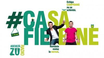 Radio ZU - #CASAFIEBINE