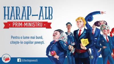 Editura ALL - Harap Alb