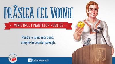 Editura ALL - Praslea cel Voinic