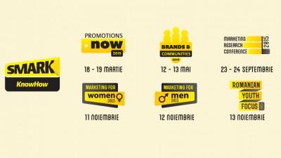 SMARK KnowHow anunta cele 6 evenimente de marketing si comunicare din 2015