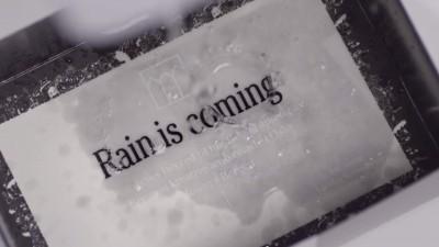 O ploaie micuta si dragalasa, doar pentru voi