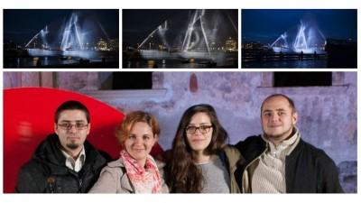 4 artisti transilvaneni la carma unui Ghost Ship amsterdamez