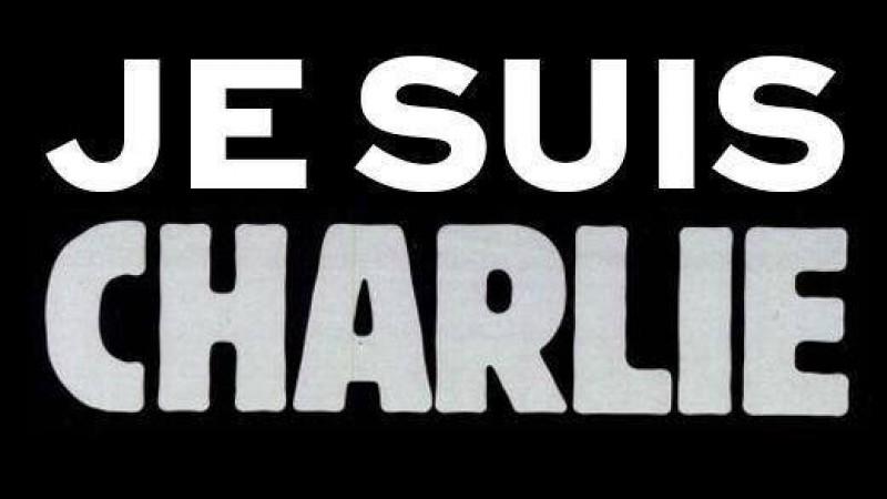 #jesuischarlie. Toti suntem Charlie. Online