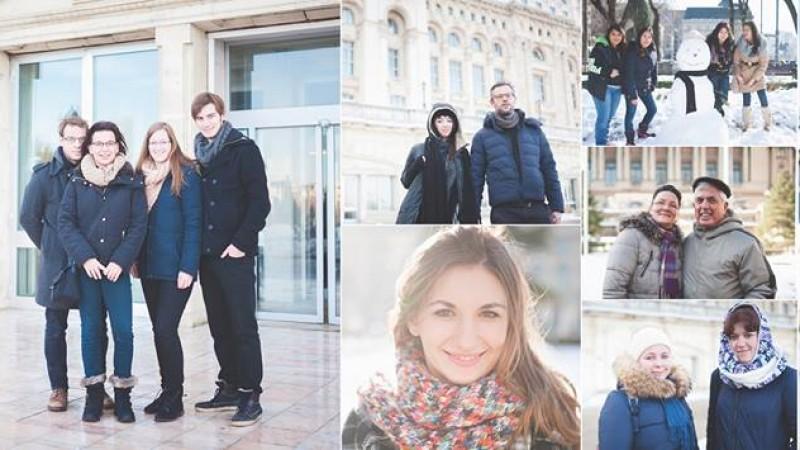 Cum se vede Bucurestiul prin ochii turistilor straini