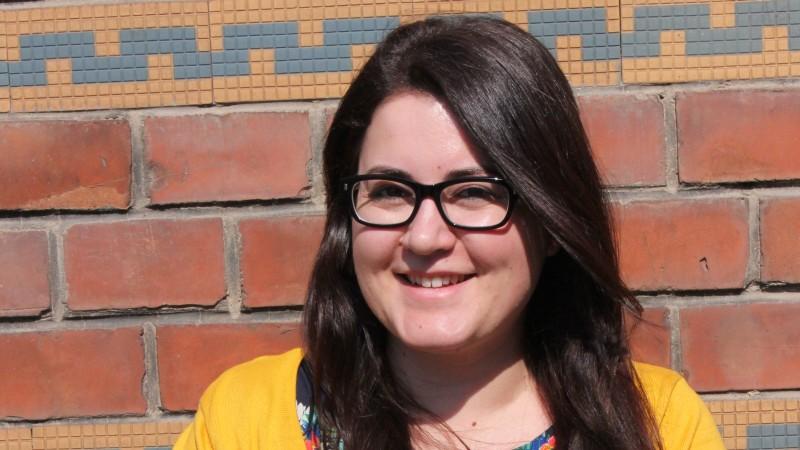 [Sediul de agentie] Adriana Lungu (Rusu+Bortun): In Corbeni 3 ies proiecte lucrate uneori la distanta de 2.300 km, via Skype