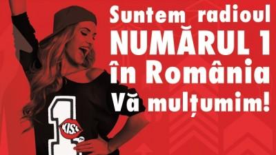 A. G. Radio Holding este grupul radio numarul 1 din Romania
