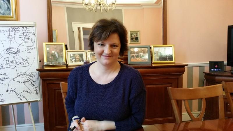 """[Din presa in PR] Ioana Dimitriu credea ca """"PR-ul este 90% glam si 10% munca"""""""