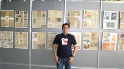 """Florian Ciobanu, arheologul amator al publicitatii romanesti: Masina timpului """"exista"""""""