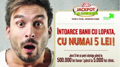 Jackpot la Loterie (2)
