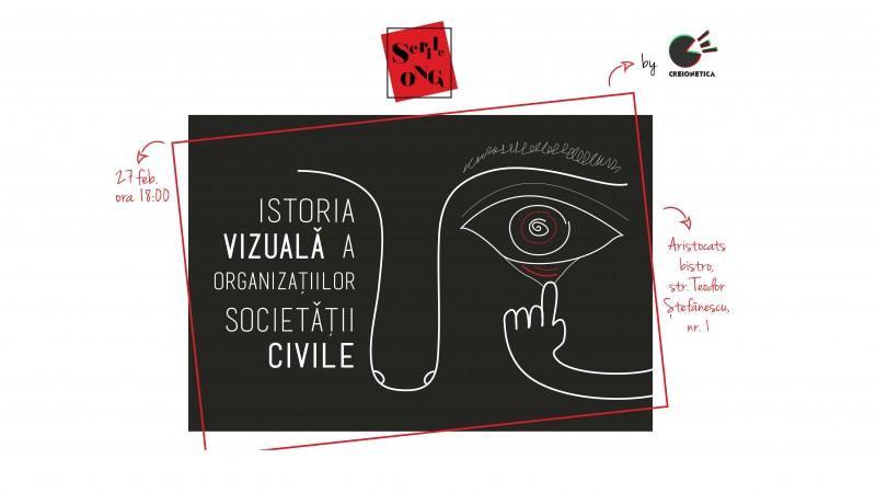 Serile ONG: Istoria vizuala a organizatiilor societatii civile