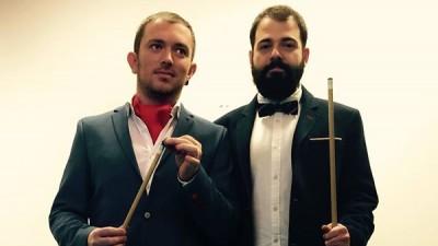 Alexandru Malaescu si Cristian Scurtu (Centrade), iubire de Art & Copy in versuri
