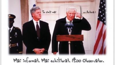 Antena 1 - Boris Yeltsin