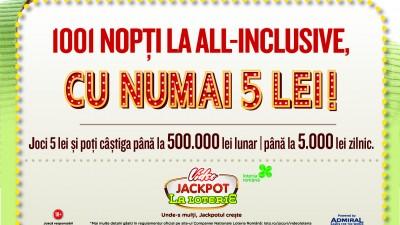 Jackpot la Loterie (3)