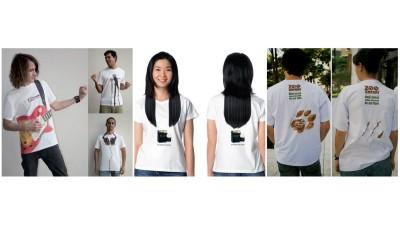 Cu ce tricouri ne imbraca brandurile?
