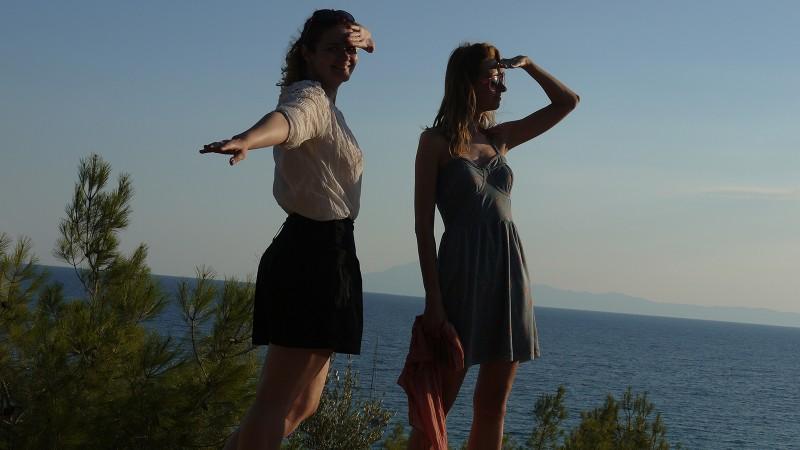 "Ruxandra Matache si Elena Negrescu (Friends/TBWA): Ne stim cam de 9-10 ani, cand ne-am dat reciproc ""swipe right"" la Grey Worldwide"