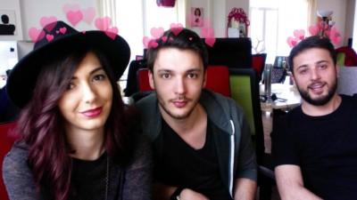 Picanterii din viata triunghiului amoros de la Leo Burnett Group: Bianca Dumitrascu, Razvan Ghilencea si Alex Buta