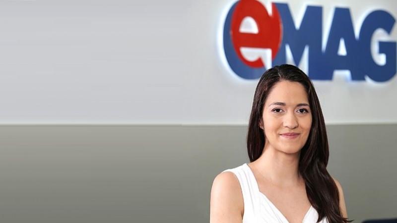 Lucia Ciuca (eMAG): Desi eficiente, de fiecare data cand e posibil, este bine sa eviti promotiile construite exclusiv pe pret/ discount