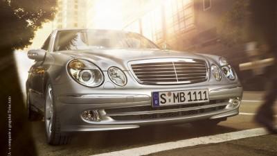 Mercedes - Boierie
