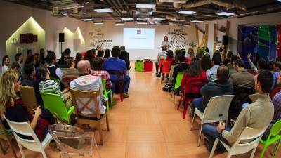 Oana Paun (Impact HUB): Am ales sa ne pozitionam intr-o zona a business-urilor care vad responsabilitatea in afaceri mai presus de castigul imediat