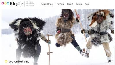 Grupul Ringier a urcat pe locul 2 in online-ul romanesc