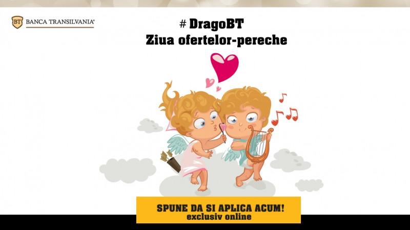 Conversion a lansat #DragoBT, cea mai dragastoasa campanie online a Bancii Transilvania