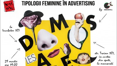 Serile ONG: Tipologii feminine in advertising