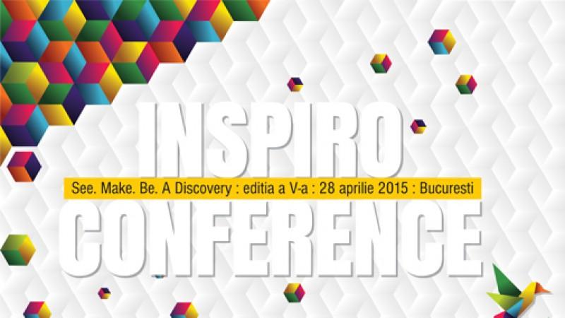 Lideri globali pe scena Inspiro, un eveniment marca Progresiv