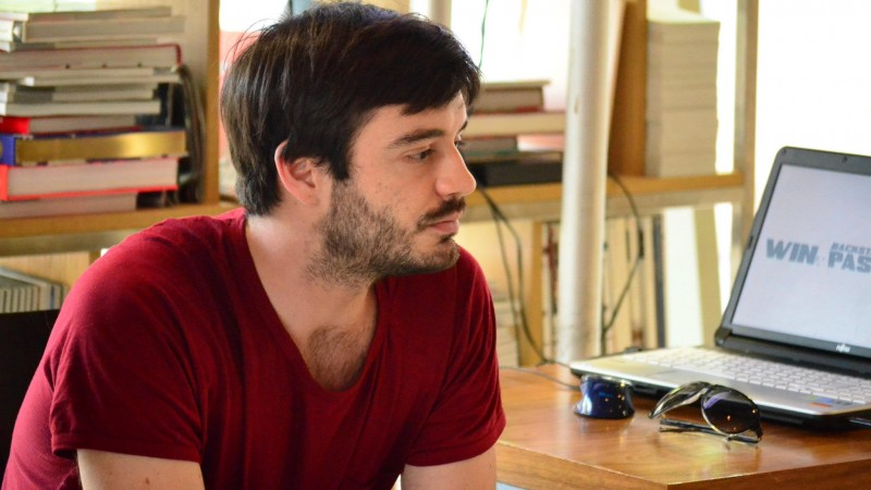 Cristian Neagoe: In cazul artei lui Adrian Ghenie, jurnalistii romani s-au fixat pe aspectul financiar si pare ca le e lene sa mai iasa de acolo