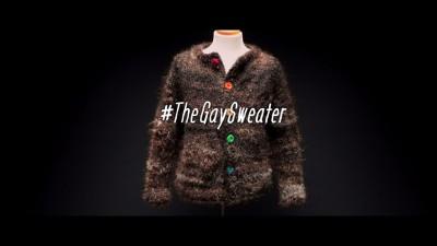 Cel mai gay pulover din lume