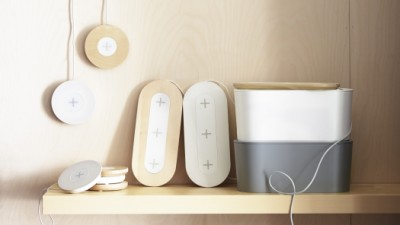 Compania IKEA lanseaza prima colectie de produse pentru incarcare wireless