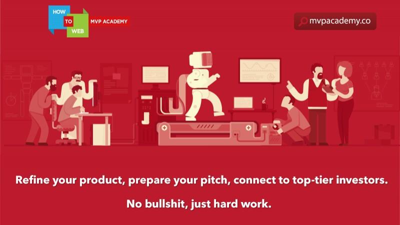 MVP Academy prezinta cele 13 startup-uri admise in programul de pre-accelerare